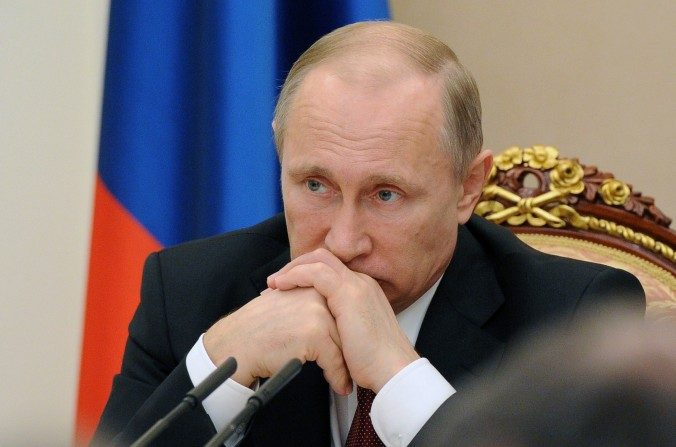 Foto: Mikhail Klimentyev / AFP / Getty Images