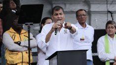 Ecuador: Corte aprueba la solicitud de referendo para la reelección de Correa