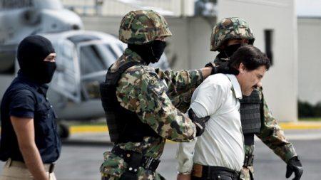 """Traslado de """"El Chapo"""" Guzmán genera dudas"""