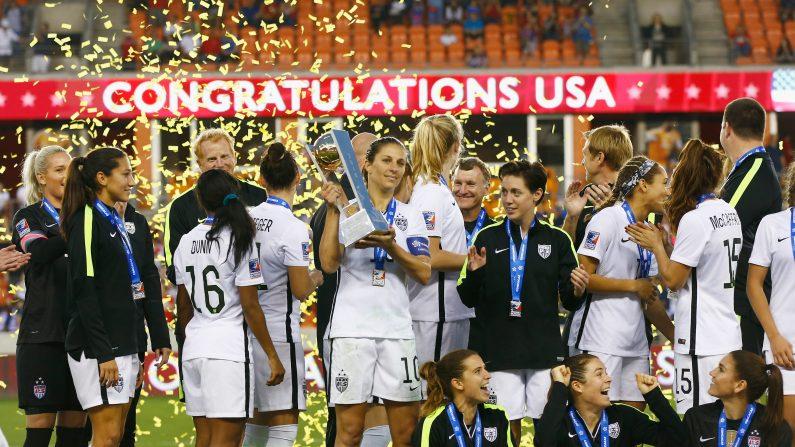Jugadoras demandan a federación de fútbol de EEUU por discriminación salarial. (Foto: Scott Halleran/Getty Images)