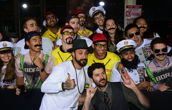 Backstreet Boys instalará un espectáculo de nueve conciertos en Las Vegas. (Foto: FREDERIC J. BROWN/AFP/Getty Images)