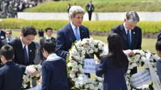 Noticias internacionales de hoy, lo más destacado: John Kerry y ministros del G-7 visitan el lugar del bombardeo en Hiroshima