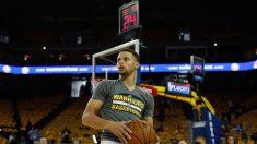 Noticias deportivas del viernes: Curry no sabe si jugará ante los Houston Rockets