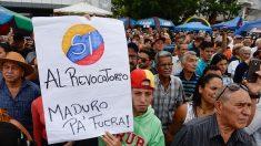 Venezuela: Revocatorio contra Nicolás Maduro valida 1.5 millones de firmas