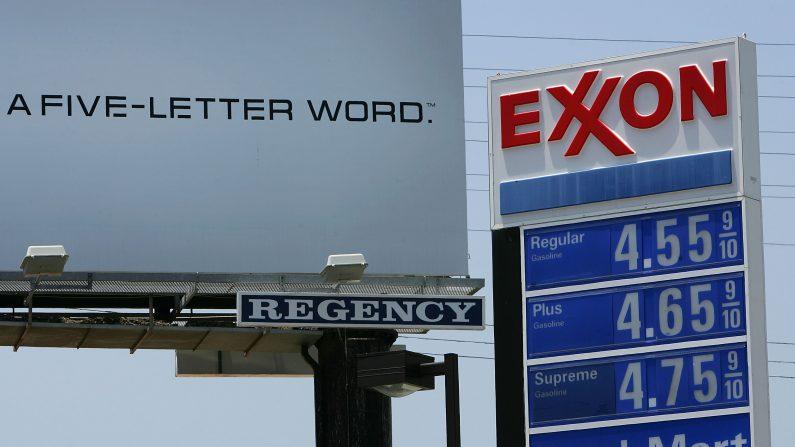 Multa de 5 millones dólares a Exxon Mobil por explosión de refinería en 2015. (Foto: David McNew/Getty Images)