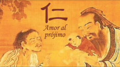 仁 Rén, el carácter chino que representa el amor al prójimo