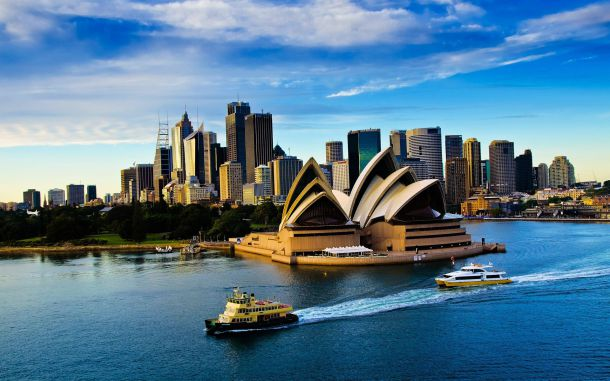 Opera House de Sydney (Michal Bednarek (Shutterstock))