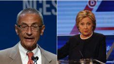 El jefe de campaña de Clinton dice que los estadounidenses 'pueden manejar la verdad' sobre los ovnis
