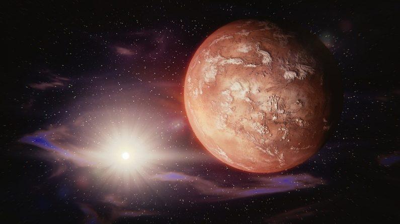 Planeta Marte. (Pixabay)