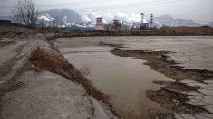 Más del 80 por ciento del agua subterránea de China está contaminada