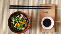 Salsas tradicionales chinas