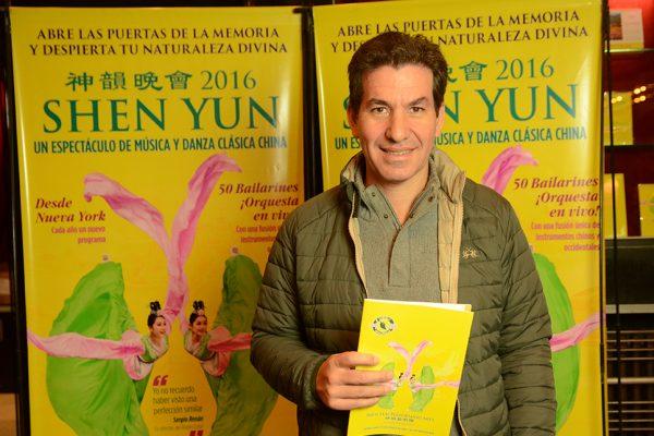 Ministros de la ciudad de Buenos Aires elogian el mensaje de Shen Yun