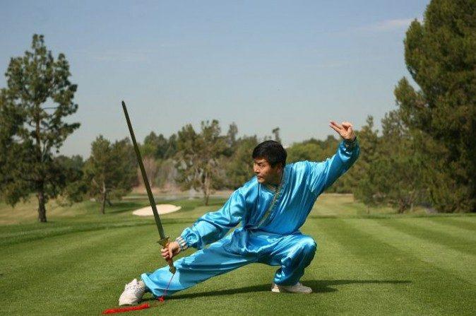 Li Youfu. Maestro de artes marciales. (La Gran Época)