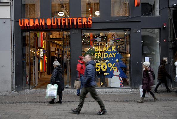 Ofertas durante el Black Friday. (Francis Dean/Corbis via Getty Images)