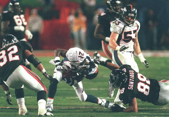 SUPERBOWL 1999, Miami/USA; (foto de Lutz Bongarts/Bongarts/Getty Images)
