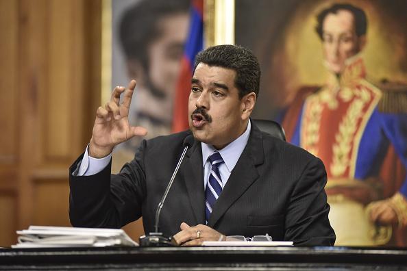 Nicolás Maduro, Mandatario de Venezuela