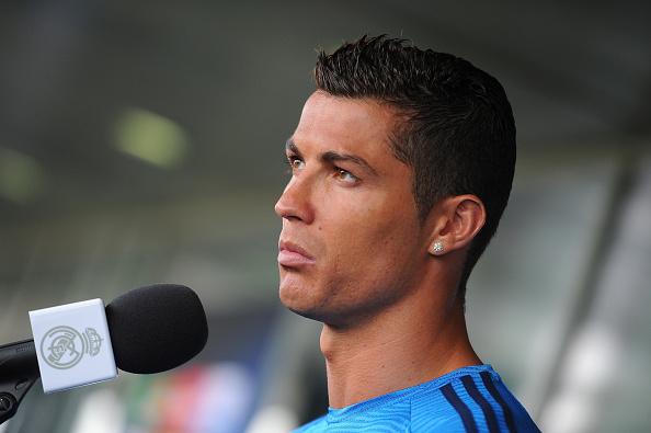 Cristiano Ronaldo del Real Madrid. (Foto de Denis Doyle/Getty Images)