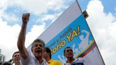 Liberan a jefe de seguridad de oposición venezolana, detenido tras golpiza a policías