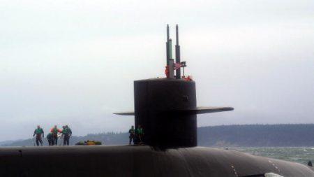 China está construyendo una 'gran muralla submarina' para contrarrestar a los submarinos estadounidenses