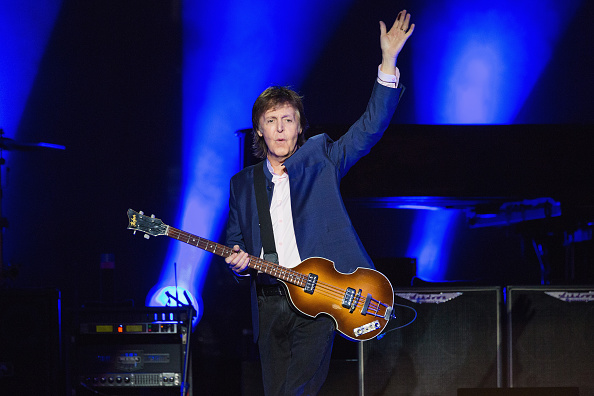 Paul McCartney (Mat Hayward/Getty Images)