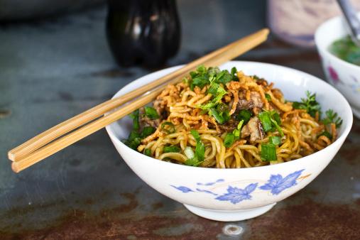 La gastronomía tradicional china es una de las más importantes y conocidas a nivel internacional. Foto:  Michael Rheault / Getty Images