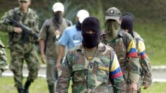 Liberan a 110 presos de las FARC