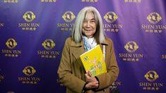 """María Kodama: """"En Shen Yun subyace un mensaje muy hermoso"""""""