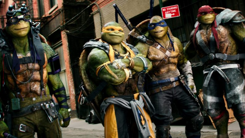 Tortugas Ninja 2 Fuera de las Sombras | Paramount Pictures México