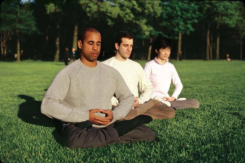 Ejercicio de meditación de Falun Dafa