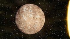 Mercurio pasará el próximo lunes entre la Tierra y el Sol