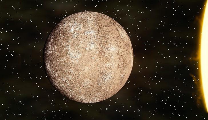 Mercurio pasará el próximo lunes entre la Tierra y el Sol. Foto ilustrativa Pixabay