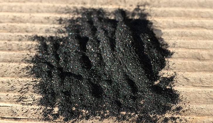El polvo de carbón es una gran amenaza para los ecosistemas marítimos. Foto: Pixabay