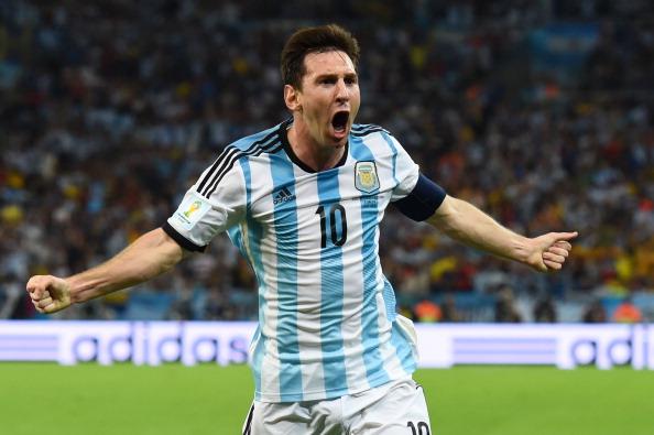Lionel Messi. (Foto: Matthias Hangst/Getty Images)