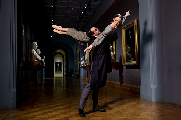 Javier Torres de la prestigiosa compañía británica Northern Ballet. (Foto: Ian Gavan/Getty Images)