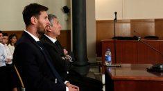 Messi dice en juicio en España que desconocía cualquier fraude fiscal