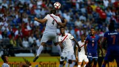 Perú vence con esfuerzo a debutante Haití en Copa América EEUU