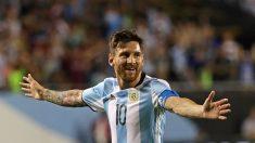 Copa América: Con un triplete de Messi, Argentina ganó 5 a 0 a Panamá
