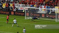 Eurocopa 2016: Bélgica goleó 3-0 a Irlanda con doblete de Romelu Lukaku