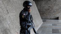 Abaten a atacante de Banco Central de Venezuela
