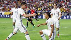 Copa América: Colombia tercero venció 1-0 a Estados Unidos