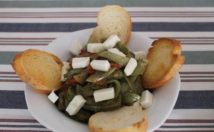 C mo preparar una rica escalivada de verduras con tapenade for Como hacer paella de verduras