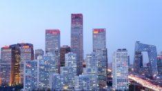 Beijing va hacia abajo: la ciudad se hunde 11 centímetros por año