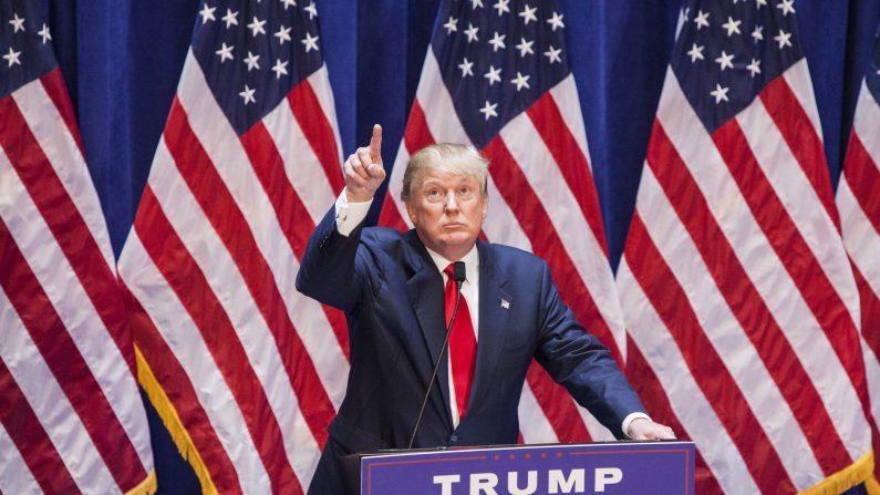 Florida es un estado crucial en las elecciones estadounidenses, y para Trump un estado que no puede perder. (Getty Images)