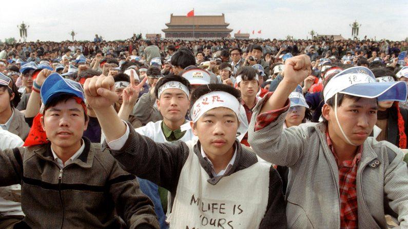 Reivindicando las protestas de la plaza Tiananmen a 28 años de la masacre