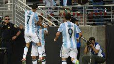 Noticias deportivas del martes: Sin Messi, Argentina le ganó a Chile en su debut en la Copa América Centenario