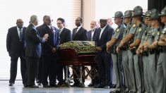 El último adiós a Muhammad Ali en Louisville, su ciudad natal
