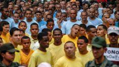 Venezuela: Gobierno sacó a presos a las calles para protestar contra referéndum revocatorio