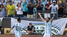 Copa América: Con doblete de Higuaín, Argentina venció a Venezuela y es el tercer clasificado