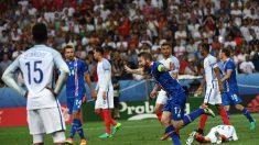 Islandia hace historia en la Eurocopa: ganó y eliminó a Inglaterra