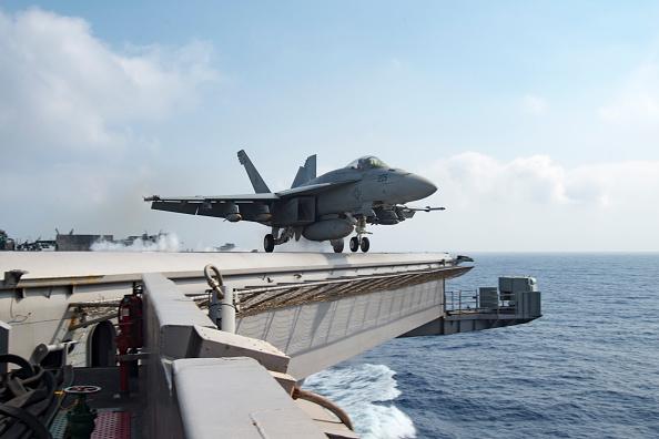 (Foto: Anderson W. Branch/U.S. Navy via Getty Images)